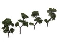 HobbyKing Model Railway Scale Trees 100mm (4 pcs)