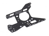 1/8 HKM 390 Motorbike - Replacement Left Frame