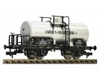 Roco/Fleischmann HO Tank Wagon DSB (AARHUS OLIEFABRIK)