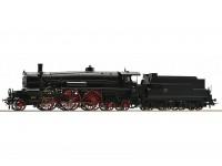 Roco/Fleischmann HO 2-6-4 Steam Locomotive 16.20 OB w/Sound (DCC Ready)