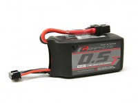 Turnigy grafene 500mAh 4S 65C Lipo Pack (Breve piombo)