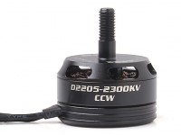 Turnigy D2205-2300KV 28g Brushless Motor CCW