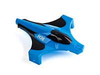 JJRC H36 Blue Wren Drone - Body Shell (Blue)