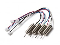 MQX Motor Upgrade Set 15g Thrust (2xCW & 2xCCW) (6x15mm)