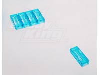 caps Futaba / JR connettore (5pcs / set)