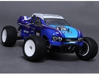 1/18 Brushless 4WD Stadium Truck w / Sistema 18Amp