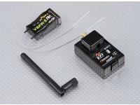 FrSky FF-1 2.4Ghz Combo Pack per Futaba w / Modulo & RX
