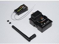FrSky DJT 2.4Ghz Combo Pack per JR w / Telemetria Modulo & V8FR-II RX