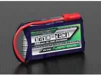 Turnigy nano-tech 350mAh 1S 65 ~ 130C Lipo Confezione