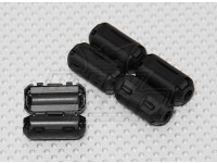 Clip On soft ferrite Anelli (5pc)