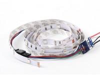 striscia di LED / Multi Function 9 Modalità multi colore con unità di controllo