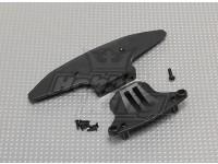 Anteriore e posteriore paraurti Set - A2028, A2029