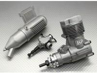 Asp S46A Two Stroke Motore di incandescenza