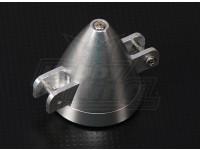 30 millimetri in lega pieghevole Prop Spinner con 2,3 millimetri / 3 millimetri adattatore / 3,17 millimetri