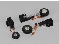 Durafly ™ DH Vampire 1.100 millimetri - Sostituzione Ritrarre Set