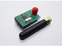 Kingduino modulo wireless compatibile NRF905