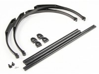 M200 Arto di granchio atterraggio Set DIY (nero)