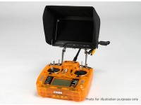 Universale Carbon FPV Monitor al trasmettitore Mount System