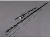 Vetroresina RC Yacht a vela Monsoon- Mast Set