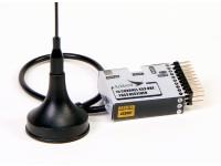 Ricevitore Arkbird 433MHz 10 canali UHF FHSS con fail-safe