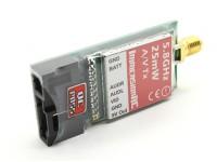 ImmersionRC 5.8GHz 25mW Video Transmitter Un CE certificato NexwaveRF Powered Video Link (Fatshark)