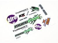 Dipartimento Funzione Pubblica Sticker Sheet - Multirotor