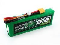 Multistar ad alta capacità 3S 5200mAh multi-rotore Lipo pack