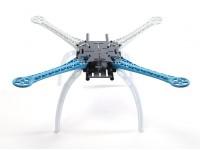 Telaio in fibra di vetro S500 Quadcopter con PDB 480 millimetri
