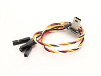 Mobius USB al cavo AV out FPV con ricarica