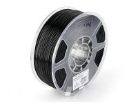 ESUN 3D filamento stampante Nero 1,75 millimetri ABS 1KG Rotolo