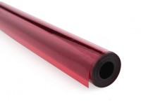 Pellicola della copertura trasparente rosso (5MTR) 201