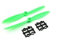 Gemfan Elica 6x4.5 Verde (CW / CCW) (2 pezzi)