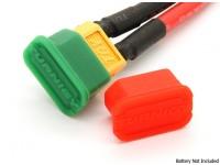 XT60 Charged / protezioni indicatore di batteria scarica (5 coppie)