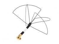 Circolare senza fili Skew Planar rotella antenna per trasmettitori 1.2GHz (RHCP SMA)