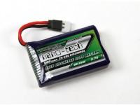 Turnigy nano-tech 500mAh 1S 25 ~ 50C Lipo Pack (Losi Mini Compatible)