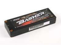 Basher 5600mAh 2S2P 60C Hardcase LiHV Confezione