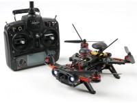 Walkera Runner 250R GPS RTF FPV corsa Quadcopter w / Modo 2 Devo 7 / batteria / Camera / VTX / OSD