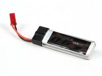 Turnigy grafene 600mAh 1S LiPo pacchetto w / JST