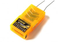 OrangeRx R720X V2 7CH 2.4GHz DSM2 / DSMX Comp Full Range Rx w / Sat, Div Formica, F / Safe & CPPM