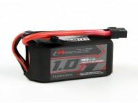 Turnigy grafene 1000mAh 4S 65C Lipo del pacchetto w / XT60