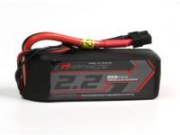 Turnigy grafene 2200mAh 3S 65C LiPo pacchetto w / XT60