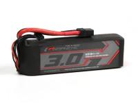 Turnigy grafene 3000mAh 4S 45C Lipo del pacchetto w / XT90