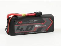 Turnigy grafene 4000mAh 4S 45C Lipo del pacchetto w / XT90