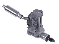 ASP FS70AR quattro tempi Motore di incandescenza