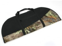 Padded Bag Arco Ricurvo - Woodland Camo / Nero