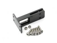 lega di alluminio CNC struct albero posteriore e set di supporto