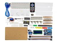Kit intermedio Arduino con telecomando IR e suoni