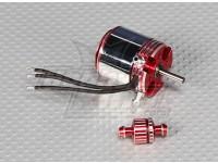 ADS400L raffreddato ad acqua senza spazzola di Outrunner 3700kv 600w