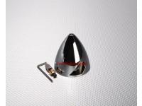 Alluminio Prop Spinner 70 millimetri / 2.75inch diametro
