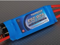 Turnigy AquaStar 90A raffreddato ad acqua ESC